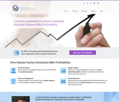 Potentious M&A Consulting